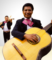 Love and Romance - Mariachis Serenade