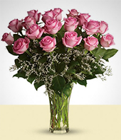 Roses - Bouquet of Pink Roses