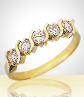 Jewelry - Cintillo Ring
