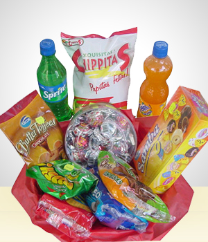 Sweet Basket for Children