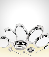 Set of Dishes - Tramontina Salad Trays Set Model I