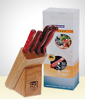 Set of Dishes - Tramontina Knife Set Model I