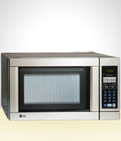 More Gifts - Digital LG 20L Microwave Oven