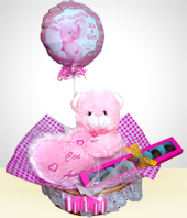 Babies - Little girl birth Gift