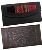 Wallet for her - Inti Embossed