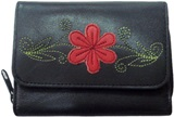 "Leather Wallet ""M�nica"""