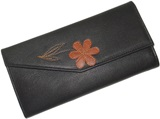 "Leather Wallet ""Katrina"""