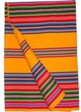 Multicolor Stripes Awayo - Yellow