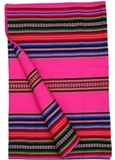 Multicolor Stripes Awayo - Pink