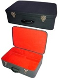 Wind instruments hardcase - Briefcase model