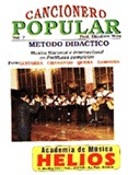Helios Bolivian Music Song Booklet Vol. 7 for Charango, Quena and Zampo�a