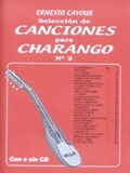 Learning Method to play 29 songs for Charango Nbr. 2 - Ernesto Cavour