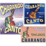 Charango and Singing Booklet - Alejandro Camara