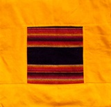 Awayo Pillow Case - Yellow