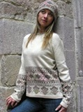 Sweater Blanco Invierno