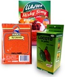 Spicy Pack  � Instant Llajwa + Powdered red hot pepper + Red hot Spici