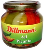 Hot Aji Pepper &#39&#39Dillmann&#39&#39