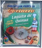 QUINOA LAGUITA (CREAM SOUP)