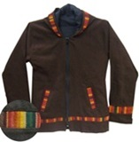 Awayo Jacket for Woman - Brown