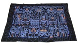 Tapestry Andean Gods  - Big