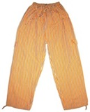 ANDEAN COTTON PANTS(orange)