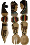 Set of Utensils - Whipala