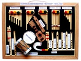 Set of Typical Instruments - small size