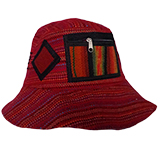 Red Baize Hat