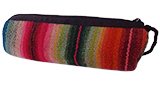 Striped Rustic Awayo  Pencil Case