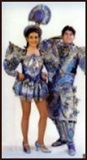 Caporal Costume for Man and Woman