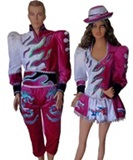 Pink Caporal Torero Suit for men