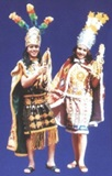 Man's Inca Costume