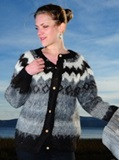 Light gray alpaca Sweater