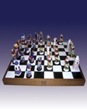 Incas Chess Set