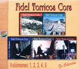 "Fidel Torrico Cors  "" 5 collection cd's"""