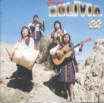 Grupo Femenino Bolivia - Canto y Sentimiento de un pueblo