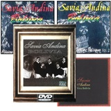 SAVIA ANDINA OFFER: 3 CD's + 1 DVD for Free!!