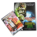 Book Wonderful Carnival of Oruro + DVD Diablada Hay Solo Una y es de Oruro