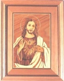 Sacred Heart - Painting