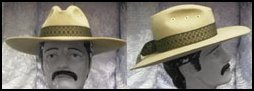 Beige Men's Hat