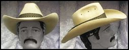 White Men's Hat