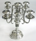 Five Light Candelabra