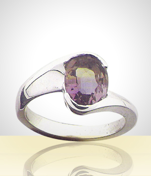 Jewelry - Silver Ring with Bolivianita Gem