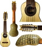Professional Charango Armadillo Model