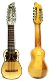Beginners Charango - Butterfly Soundhole with nacar