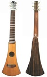 Classical Traveler Guitar - Jacaranda wood