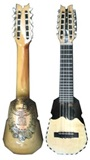Professional Charango - Kjarkas Model with carving