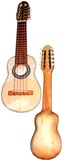 """Orosco"" Beginners Charango in Tarco Wood"