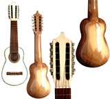 &#34Orosco&#34 Professional Charango Profesional in Naranjillo Wood