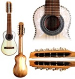 """Orosco"" Professional Charango Naranjillo wood"